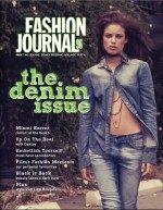 Fashion Journal Cover