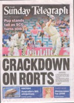 Sunday Telegraph Jan09