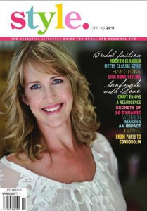 The Beauty Tutor STyle Magazine COVER Spring 2011_New